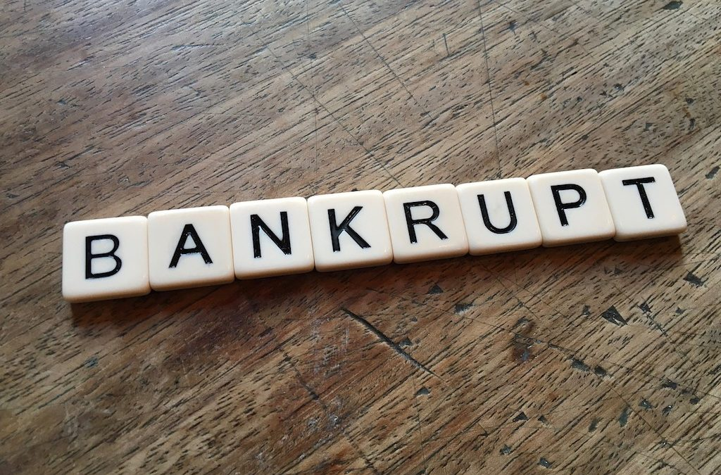 When to Call it a Day- Filing for Bankruptcy