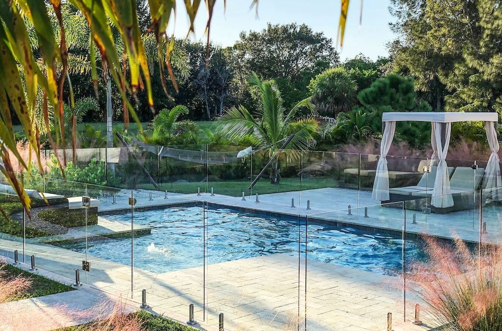 Top Benefits of Glass Pool Fencing