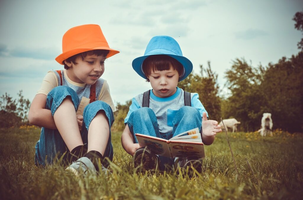 5 Ways Reading to Children Creates a Lifetime of Learning